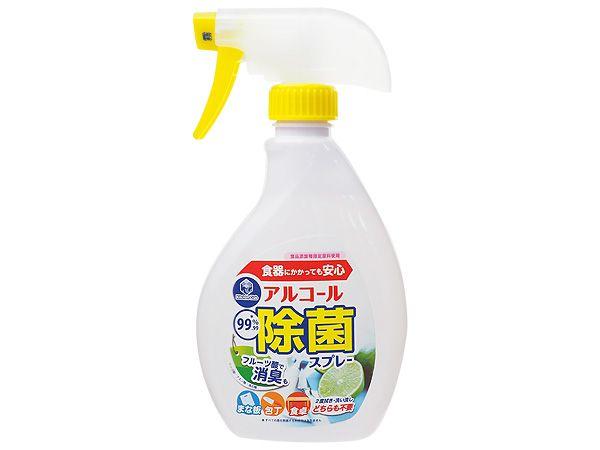 日本 第一石鹼~廚房酒精清潔噴霧(400ml)【D487052】