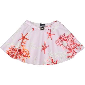 《セール開催中》VERSACE YOUNG ガールズ 3-8 歳 スカート ライトピンク 5 コットン 100%