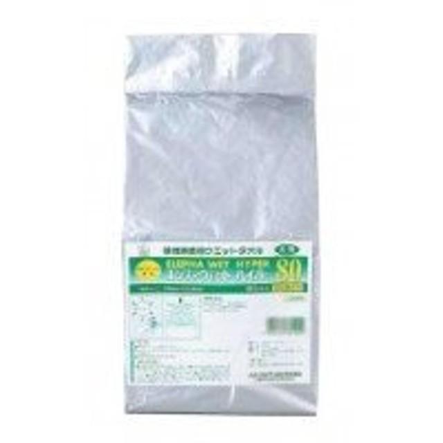 ハクゾウメディカル 環境除菌用ウエットクロス エレファウエットハイパー80 大判詰め替え用 3394053