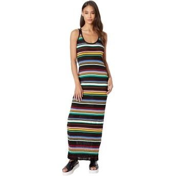 [エム ミッソーニ] レディース ワンピース Striped Sleeveless Long Dress [並行輸入品]