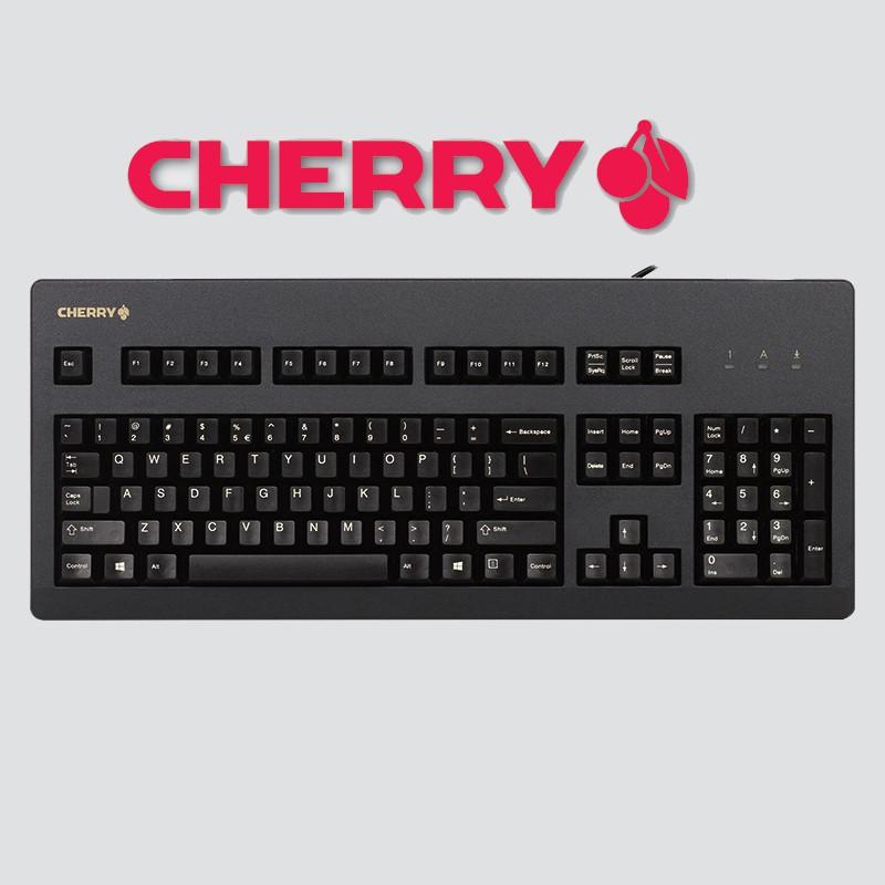 Cherry櫻桃 G80-3000/3494 機械式鍵盤 104鍵 POM鍵帽 正印