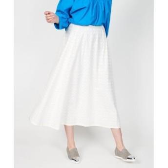 NIMES / ニーム Embroideryフレアスカート
