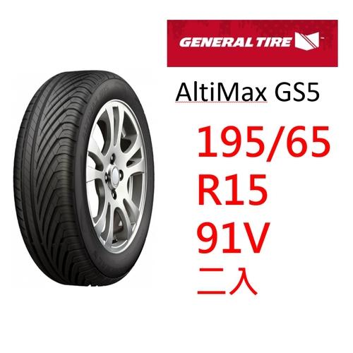 將軍輪胎 AltiMax GS5 195/65R15 91V - 二入