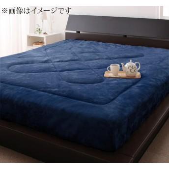 寝具 ボックスシーツ 大きいサイズのパッド・シーツ シリーズ パッド一体型ボックスシーツ プレミアムマイクロ キング 送料無料