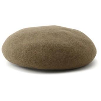 【ROPE' PICNIC:帽子】パイピングフェルトベレー帽