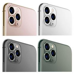 UNIQTOUGH iPhone11 Pro/Pro Max 航太鋁金屬框鏡頭保護鏡