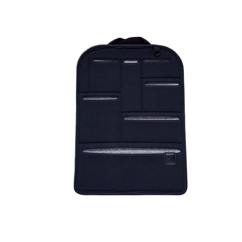 【質感收納包】(藍 / 黑 / 灰)A-7743 商務包中包(A-7743) 隨身包 功能包 背帶 筆袋 輕巧包 公事包