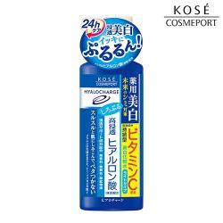 KOSE 玻尿酸透潤 美白化粧水(清爽)180ml (預防未來斑點 黑斑 沉澱色素)