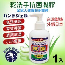速乾性乾洗手抗菌凝膠(300ml)