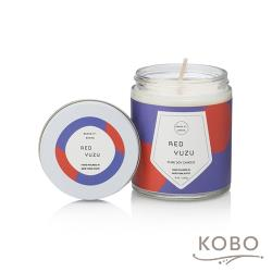 KOBO 美國大豆精油蠟燭 - 柚香玫瑰 (170g/可燃燒 35hr)