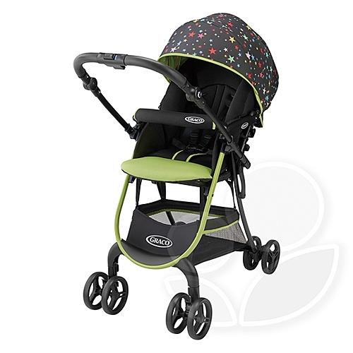GRACO 輕量型雙向嬰幼兒手推車 星之旅 CITI STAR 歐洲之星