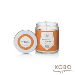 KOBO 美國大豆精油蠟燭 - 蜜香甜橙 (115g/可燃燒 20hr)