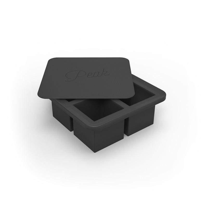 PEAK 製冰盒 - 大冰塊 黑