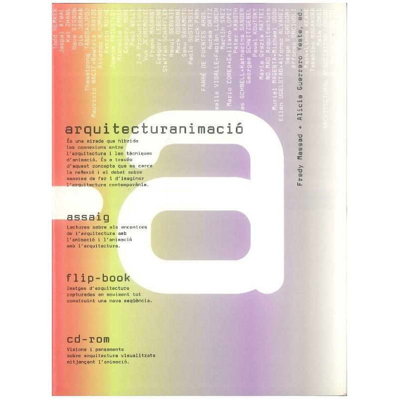 A+A ARCHITECTUREANIM -9788488258885
