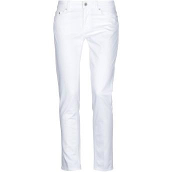 《セール開催中》DONDUP レディース パンツ ホワイト 31 コットン 96% / ポリウレタン 4%