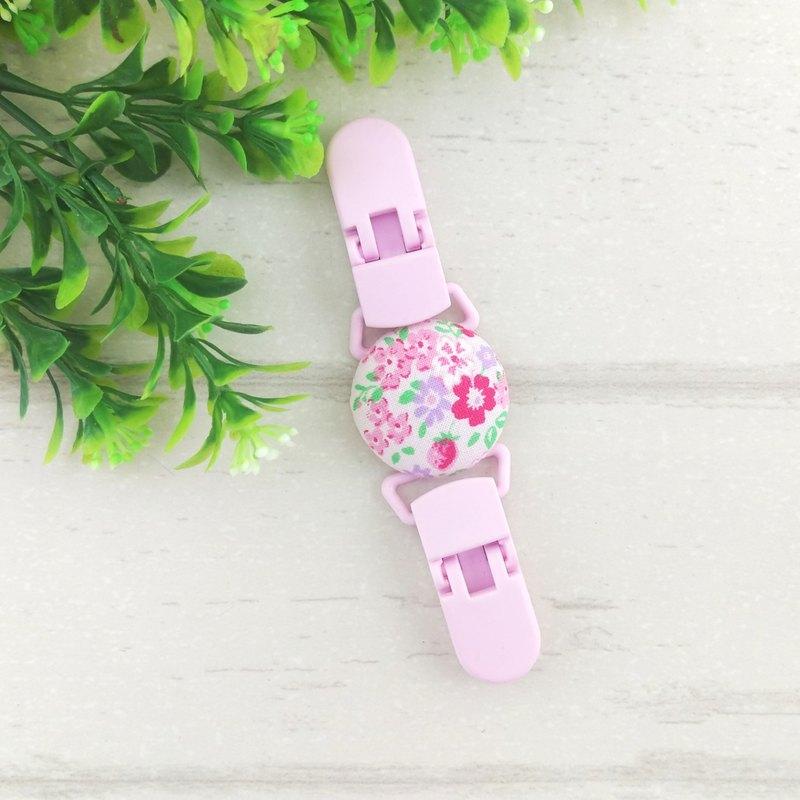 【5入特價組】小花系列。手帕夾