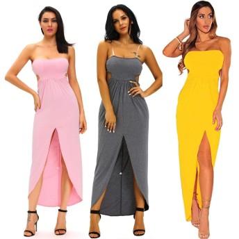 ロングドレス 全3色 677