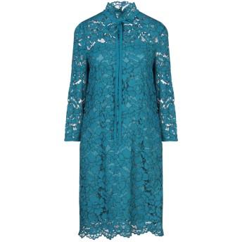 《セール開催中》I BLUES レディース ミニワンピース&ドレス ディープジェード 46 ナイロン 65% / レーヨン 35%