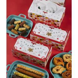 美糧村一口糖心牛軋蛋捲(原味)2盒