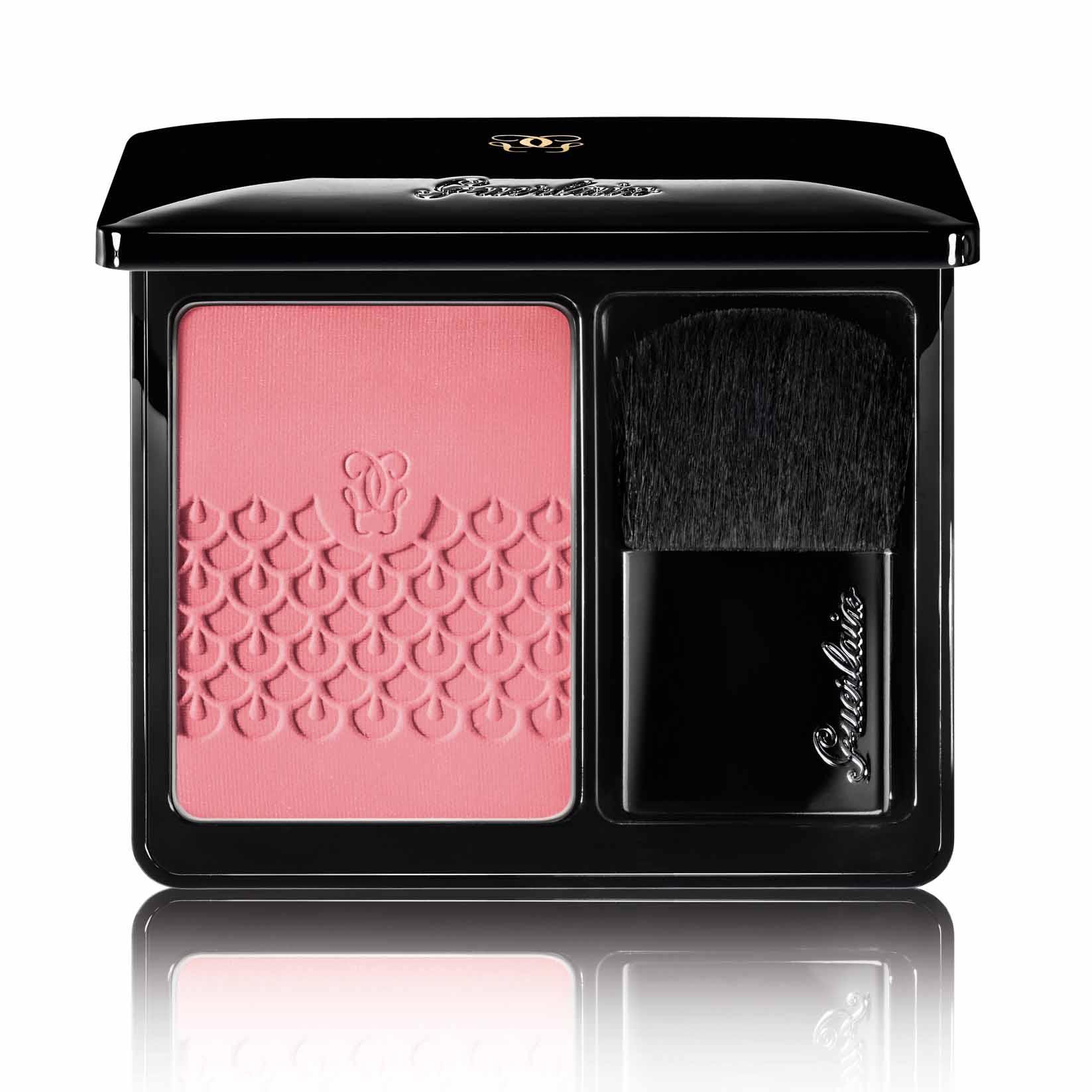 1.晨曦薔薇:清新的粉紅色/ 2.時尚粉:柔和的磚紅色,添加細緻的金色珠光/ 3.蜜桃派對:柔嫩的珊瑚色 / 6.粉起來:活力十足的粉紅色。