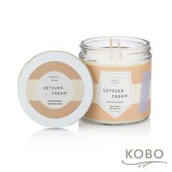 KOBO 美國大豆精油蠟燭 - 香根琥珀 (450g/可燃燒 65hr)