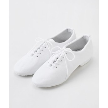 NIMES/ニーム CROWN DANCE JAZZ ホワイト 37