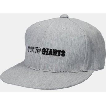 アンダーアーマー キャップ UA GIANTS FLAT CAP 1359485 035 帽子 : グレー UNDER ARMOUR