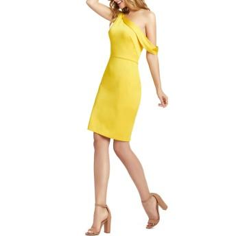 [マックダガル] レディース ワンピース Mac Duggal One-Shoulder Cocktail Dress [並行輸入品]