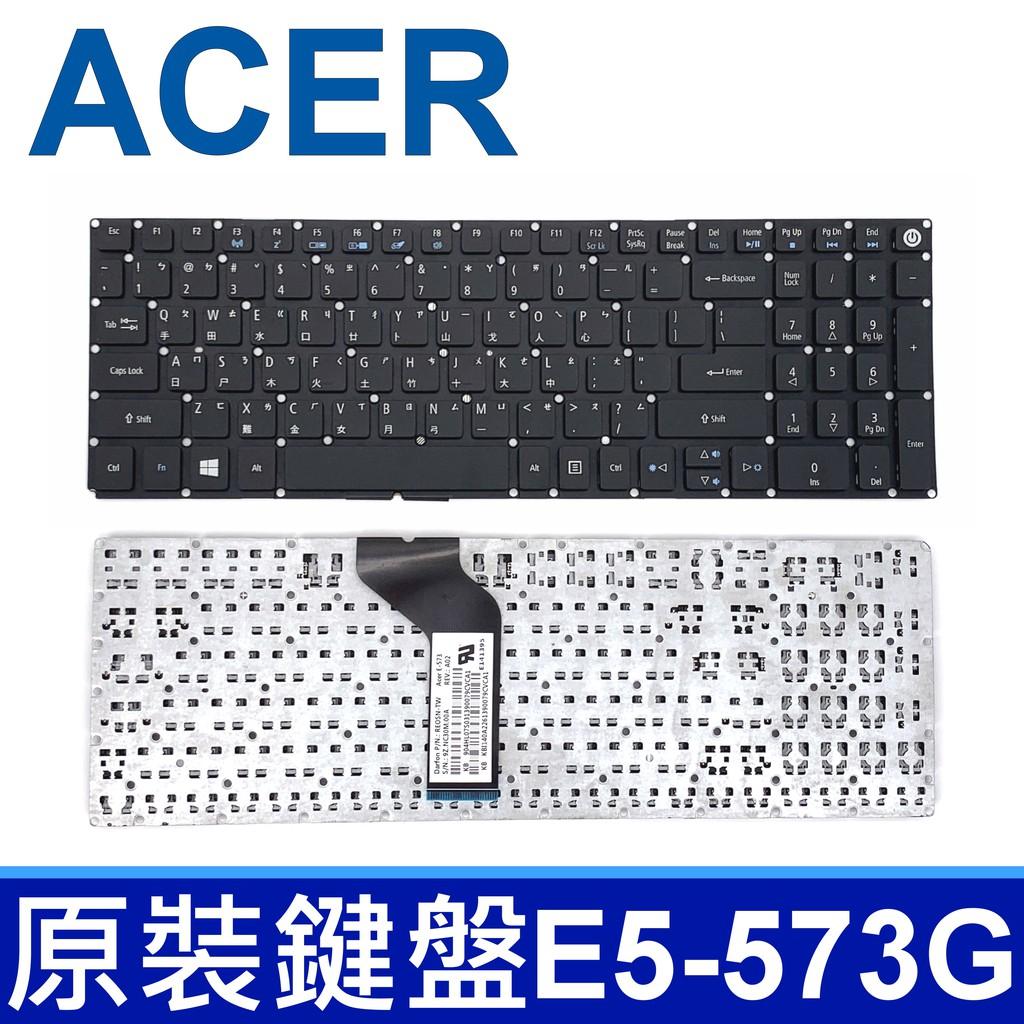 ACER E5-573G 繁體中文 筆電 鍵盤 F5-572G F5-573 F5-573G K50 K50-10