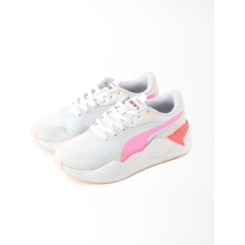 BOICE FROM BAYCREW'S 【PUMA】RS-X3 プラス テック ピンク 23