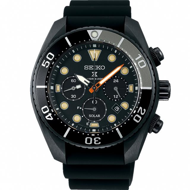 SEIKO PROSPEX 太陽能限量計時男錶(SSC761J1)45mm  V192-0AE0SD