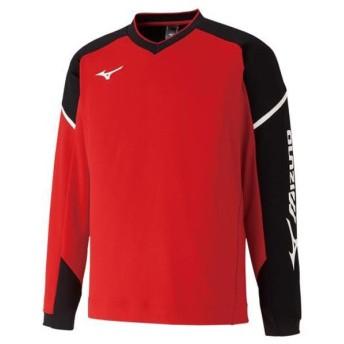 スウェットシャツ(ユニセックス) MIZUNO ミズノ テニス/ソフトテニス ウエア スウェット (62JC0001)