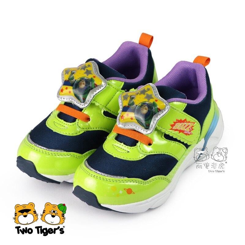 日本月星 MoonStar 玩具總動員 巴斯光年 電燈鞋 中童鞋 NO.R5272