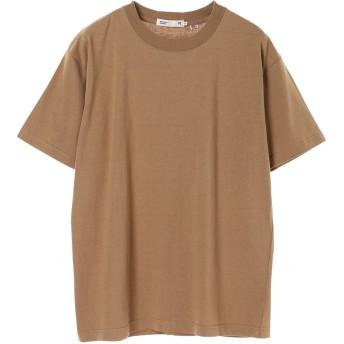 【6,000円(税込)以上のお買物で全国送料無料。】USAコットン 後切替Tシャツ●