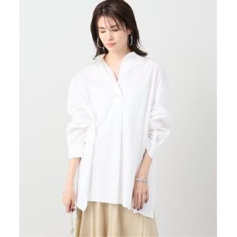 Plage A line over シャツ◆ ホワイト フリー