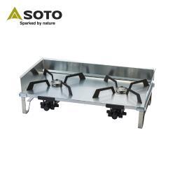 日本SOTO 雙口爐 ST-526