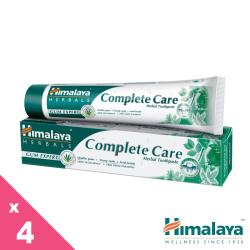 Himalaya喜馬拉雅 全方位呵護草本牙膏100gx4條