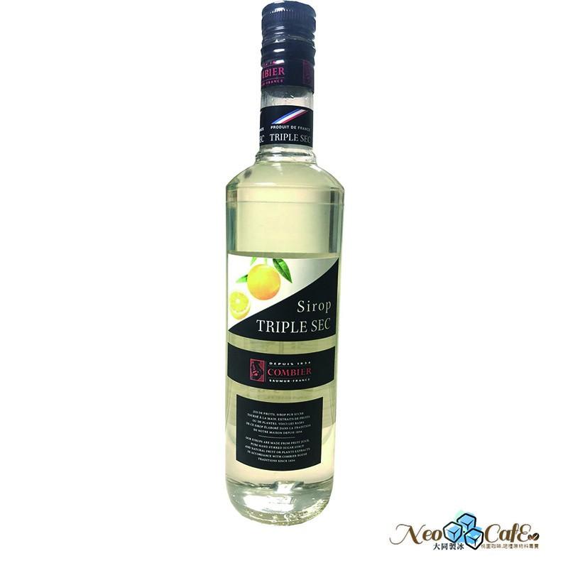 【2瓶免運】La Folie拉芙蕾-橘皮果露700ml-大同製冰