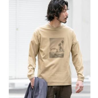 【アーバンリサーチ/URBAN RESEARCH】 Sonny Label フォトプリントロングTシャツ