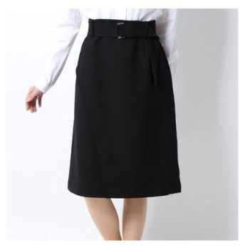 セブンティ SEVENTY スカート (ブラック)