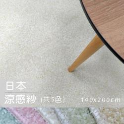 范登伯格 日本抗菌涼感紗進口地毯共5色-160x230cm