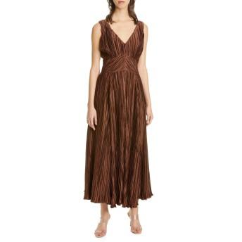 [カルトガイア] レディース ワンピース Cult Gaia Angela Buckle Back Maxi Dress [並行輸入品]