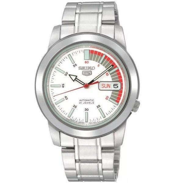 SEIKO設計錶盤機械錶SNKK25K1【NES80】