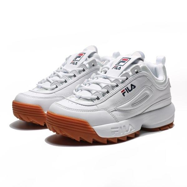FILA Disruptor 2 老爹鞋 男女  4C113T119