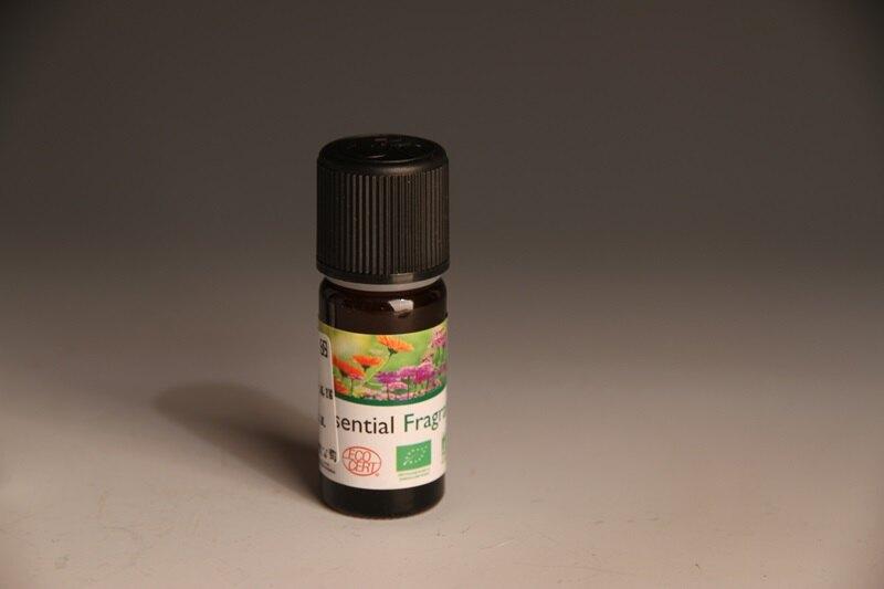 EF-086印度藏紅花10ML [ 姜科 ] 精油 芳療 芳療師 芳療協會 精由香識