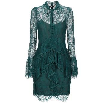《セール開催中》ANIYE BY レディース ミニワンピース&ドレス ディープジェード M ナイロン 100%