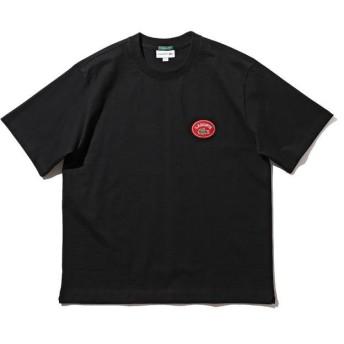 ビームス メン LACOSTE × BEAMS / 別注 ヴィンテージ バッジ Tシャツ メンズ NOIR 4 【BEAMS MEN】
