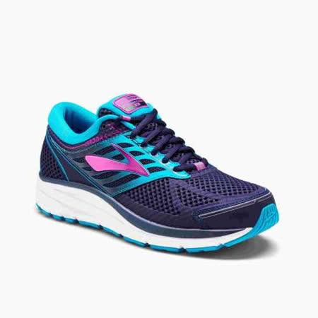 BROOKS 女慢跑鞋  ADDICTION 13  1202532E456