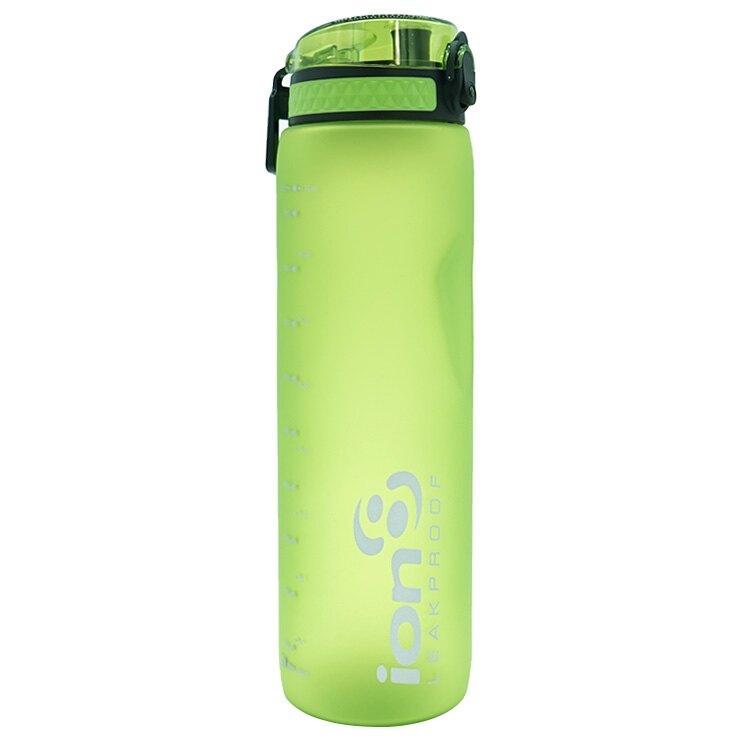 ION8 Quench運動休閒水壺I81000【綠】 / 城市綠洲(100%不含BPA無毒、100%防漏、運動水壺)