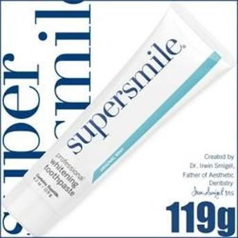【送料無料】 スーパースマイル 119g 【歯磨き粉】